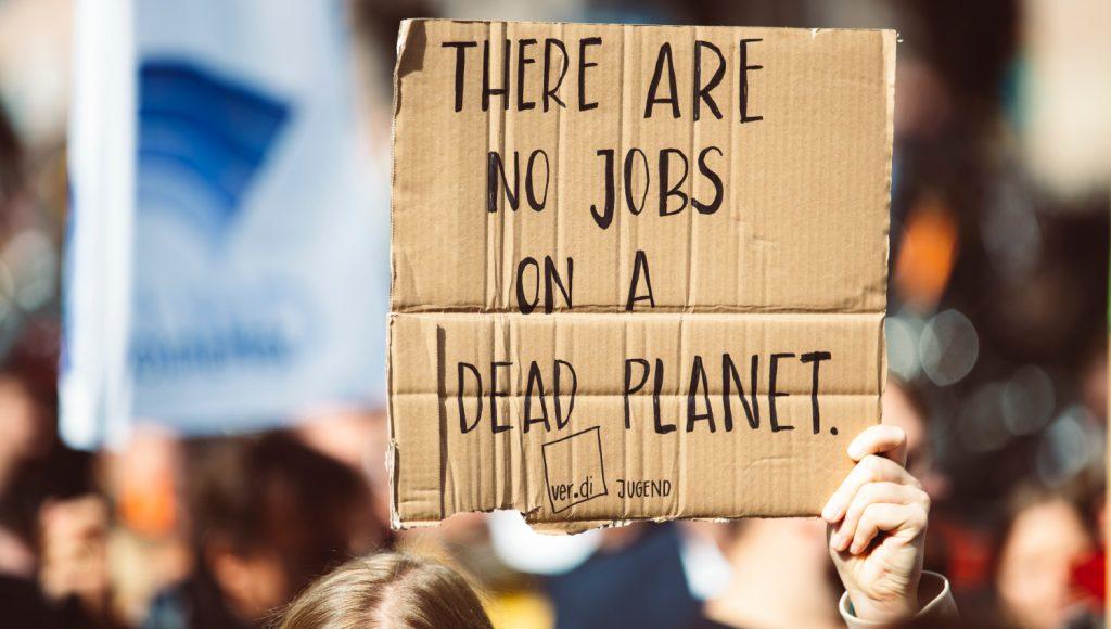 Activism Against Climate Change Deniers