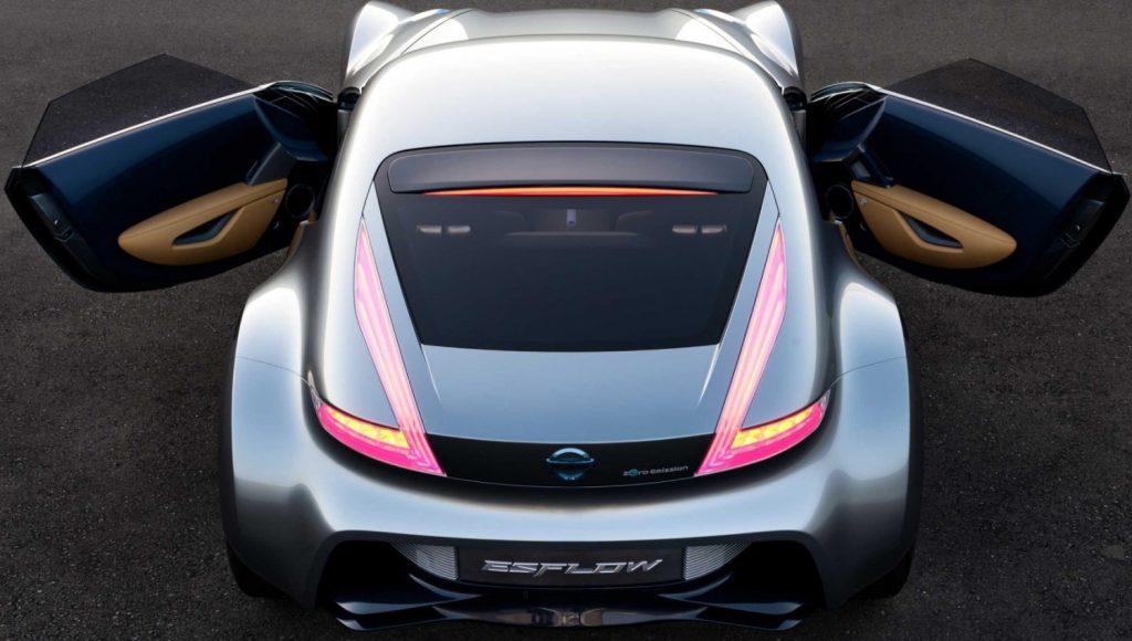 Nissan Esflow concept future 370z