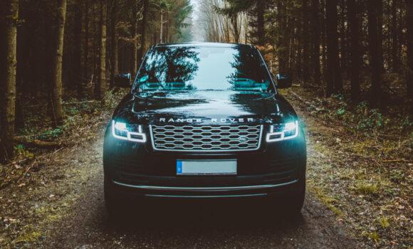 range rover electric vehicle