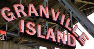 zero waste granville island card