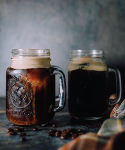 cold brew zero waste coffee