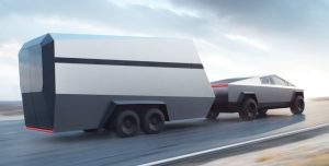 cybertruck rv trailer