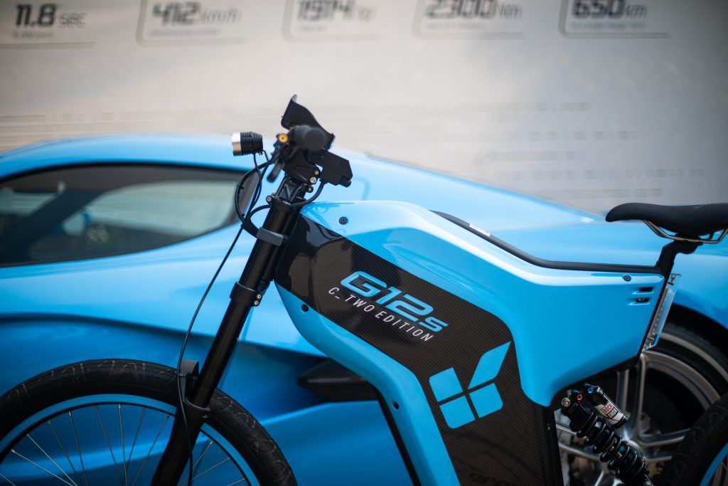 rimac greyp electric bike