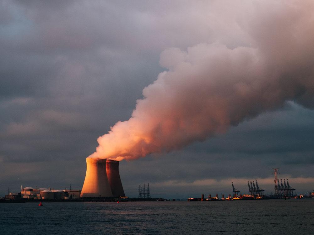 nuclear energy plant belgium