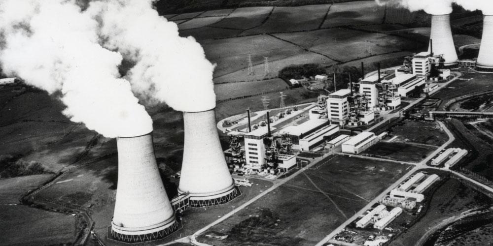 calder hall england nuclear power plant
